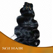 New Queen products Excellent Grade Quality Raw Unprocessed Remy Human indian Virgin hair body wave