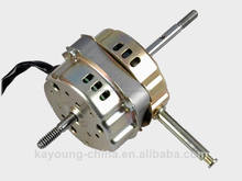 OEM high speed durable 1350 RPM 100% copper wire motor as electric fan series spare parts with CE,CB,UL,SASO,CETL