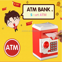 promotional product toy gift for child money atm piggy bank in educational toy