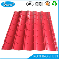 good quality cheap construction design Aluminum metal Roof Material