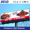 SMD outdoor ph10 led display module with good price