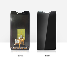 Best quality touch display digitizer lcd screen for motorola droid razr xt910