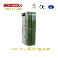 10L steel portable oil jerry can