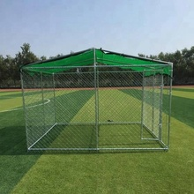 Manufacturer dog kennels cages /large outdoor durable dog house/anti-rust kennels for dog