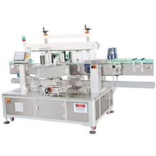 SKILT Automatic sticker front and back double two sides bottle label applicator