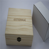 Accept Custom Order and Display Industrial Use essential oil bottle storage boxes