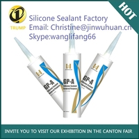 Glass Acid Silicon Sealant