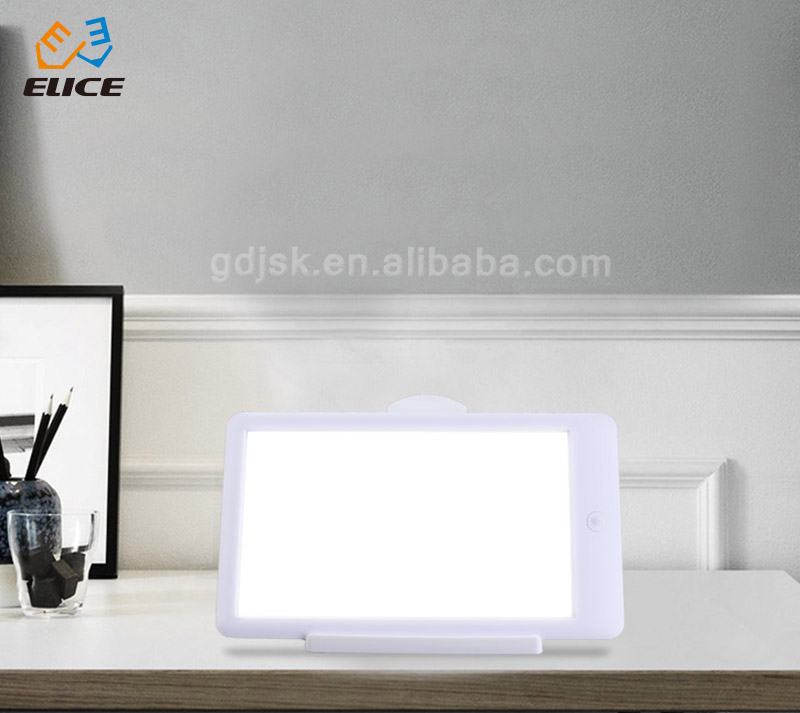 Home desktop decorations, even light, body and mind, phototherapy lamp