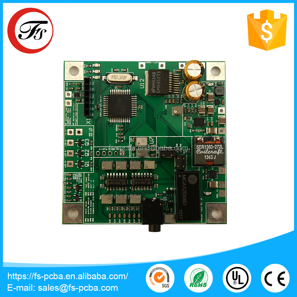 LED driver pcb assembly,Automatic LED PCB assembly,led pcb 94v0
