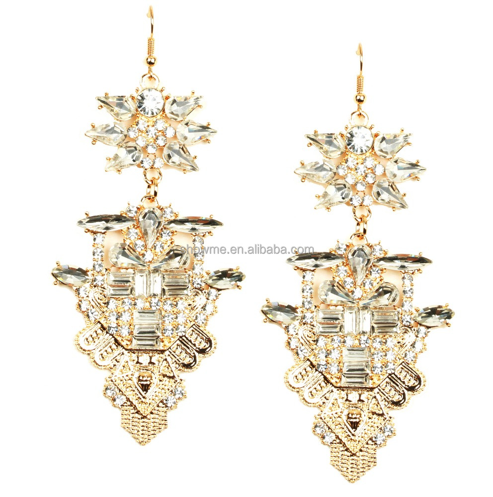 Hot selling fashion earrings, 2015 earrings jewelry Very good quality