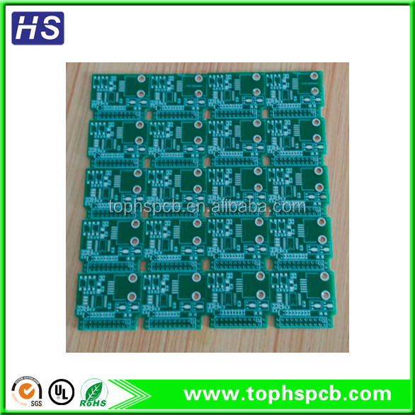 1.2mm board thickness CEM-1 94V0 PCB board with greeen solder mask