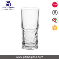 Wholesale Price Fancy glass Cup Durable glass tumbler Custom cup