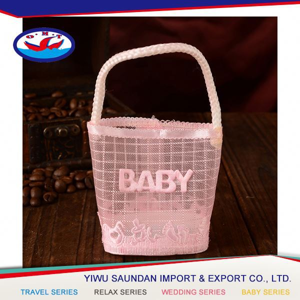 Popular product factory wholesale OEM Quality free sample baby shower sweet candy bag from manufacturer