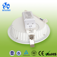 top products hot selling new 2014 katalog lampu downlight 24W led ultra slim modern