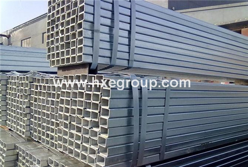 Q195-Q345 Low carbon conduit square steel tube