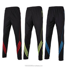 Tappered football design soccer leisure training jogging pants