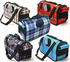 Best portable travel pet dog carrier with pocket dog carrier bag