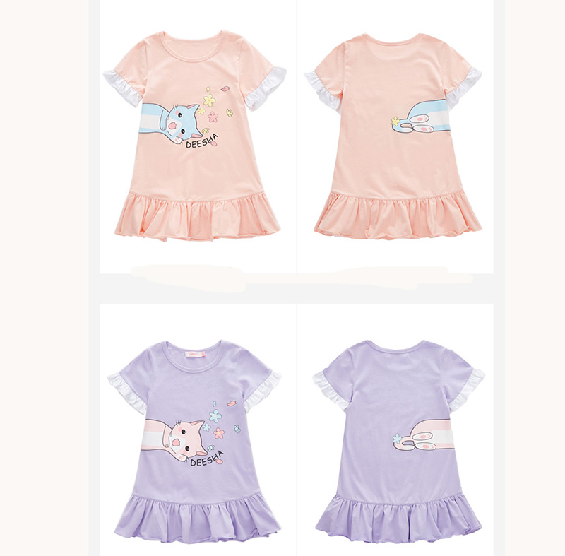the new baby clothing lace dress baby girl summer sleeping clothes pyjamas