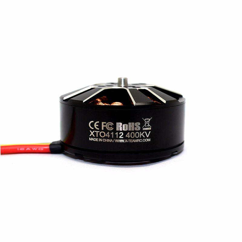 X-Team XTO-4112 400KV RC Multicopter Motor Outrunner Brushless Motor for Rc Drone