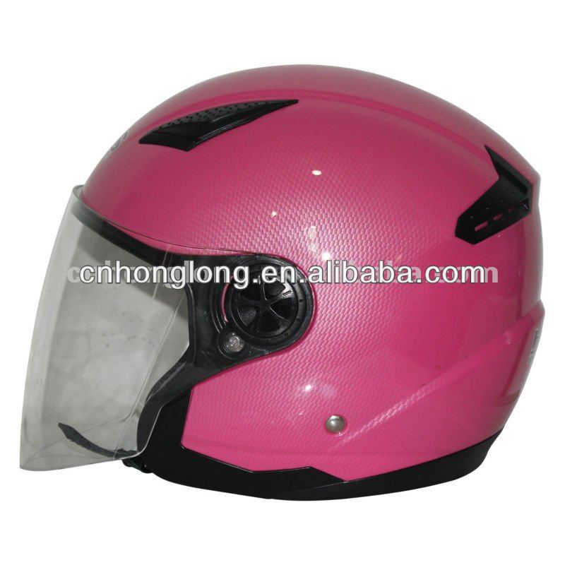 Mens classical graphic open face helmet with high quality ---ECE Approved