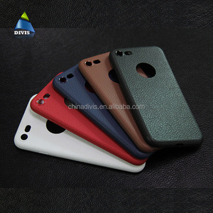 wholesale Luxury PU leather mobile phone back cover case for iPhone 7 plus,for iPhone 7 cover