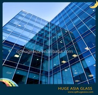 5mm Low-E Glass for Curtain Wall and Building