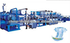 new condition baby diaper making machine from China