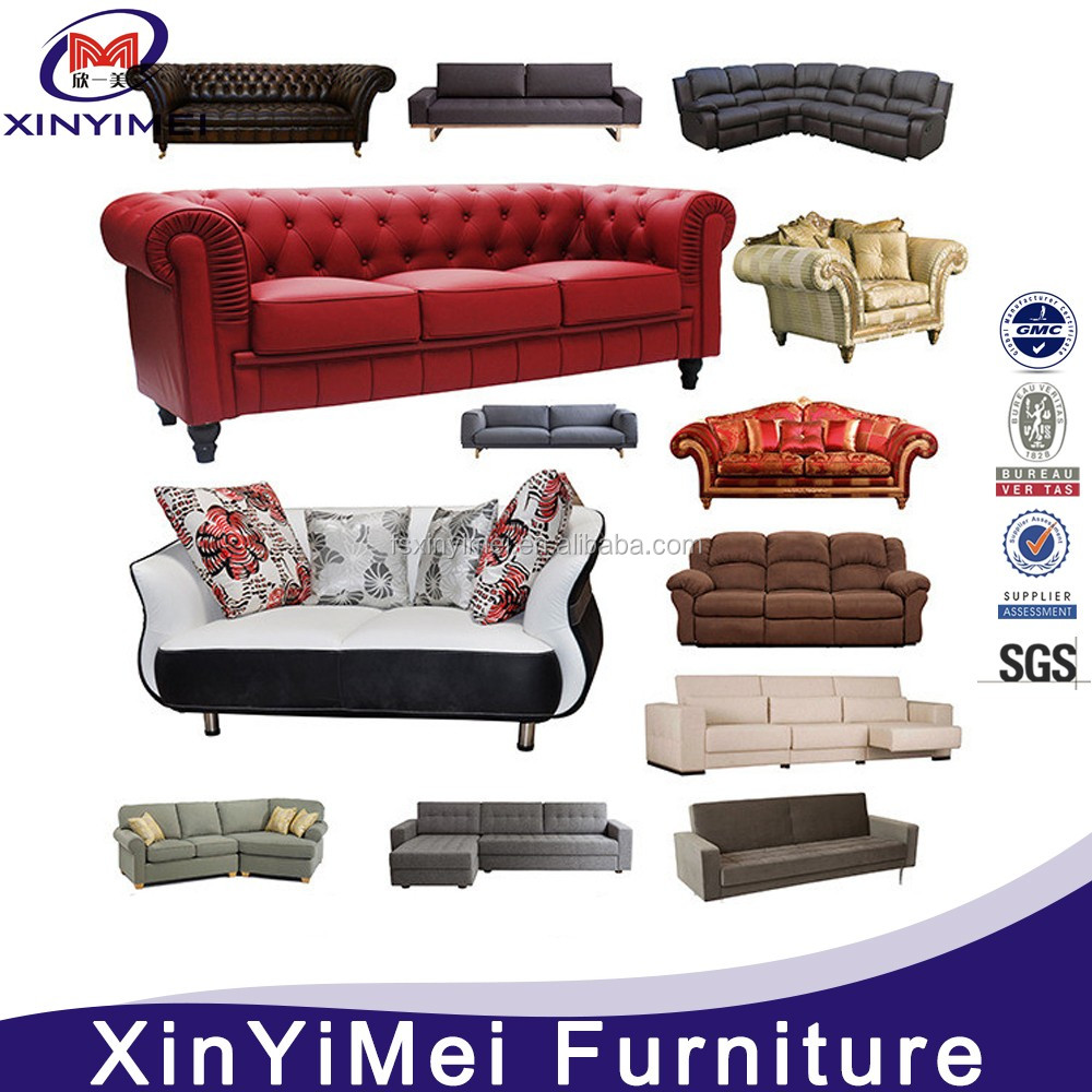 French Furniture Luxury Comfortable Sofa And Chair Buy