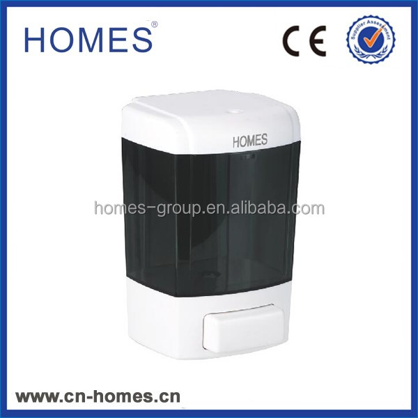 Plastic Wall sensor mounted liquid Soap Dispenser
