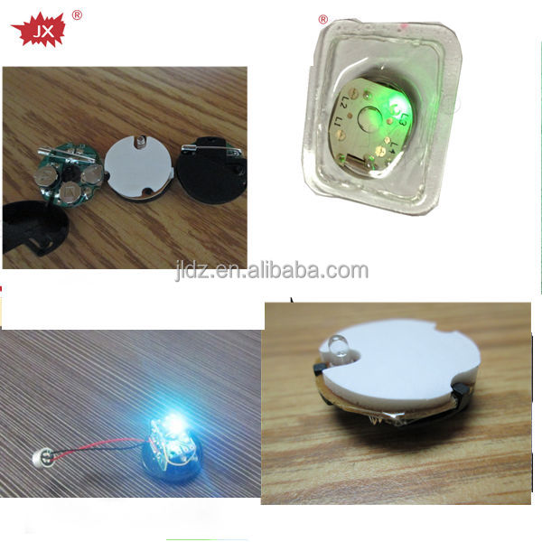 LED flashing module for souvenir promotion gifts, voice chip for toys, music book and music box