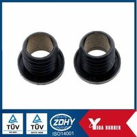 Rubber waterproof cover EPDM stopper Heat Resistant cover EPDM plug