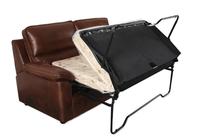 Latest design new product recliner kuka leather sofa