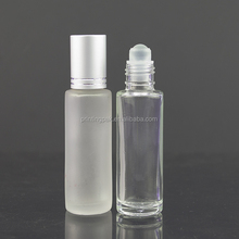 high quality roller ball bottle and glass 5ml 10ml 15ml 20ml 30ml 1/3oz roll on glass bottle for fragrance/e-liquid