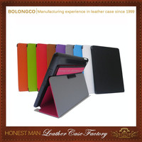 Multifunctional Design Exclusive Export Quality Pu Leather Tablet Case For Apple Ipad 6/air 2