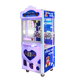 coin operated games crane claw gift machine for sale