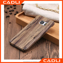 New innovative product wood cell phone case for samsung galaxy s7 edge back cover case