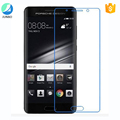 New products 2017 front glass for huawei mate 9 pro transparent tempered glass screen protector