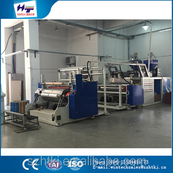 HT-1000MM Fully automatic wholesale promotional product three or five layer plastic blow film machine