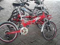 16 inch -20inch Used folding Bicycles