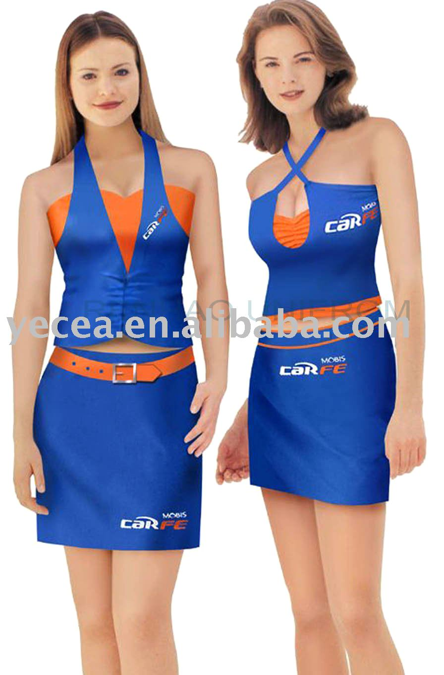 Promotion uniform/Beer sales promotion uniform