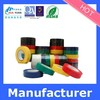 PVC film as carrier and Hot Melt,Pressure Sensitive,Water Activated Adhesive Type electrical tape
