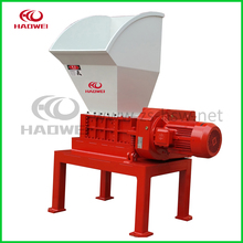 Double Shaft Plastic Shredder Machine Wood Pallet Shredder Tyre Shredder Crusher