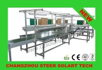 PV solar cell module Welding production line