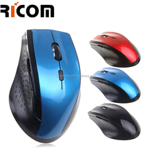2.4GHz Wireless Mini Optical Mouse with USB Mini Receiver, Plug and Play, Working Distance up to 10 Meters