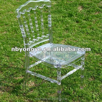 New design high quality resin napoleon chair with factory price