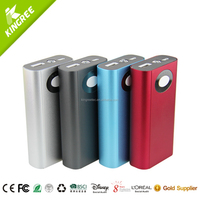 Promotional USB travel charge gadgets hot selling new portable power bank 5600mah for smartphone