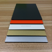 4mm with Aluminium 0.18mm One Side PE Coating ACP Sheet Aluminum Composite Panel