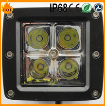 New apperence factory price intense brightness high power 6000k IP68 4wd hid work light