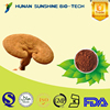 Chinese herbal medicine 10% ~60% polysccharides reishi extract , top quality reishi mushroom fruit body extract
