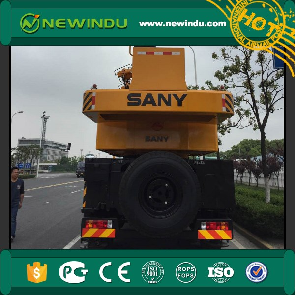 STC250H 25 Ton Knuckle Boom Idraulico Camion Gru Montata